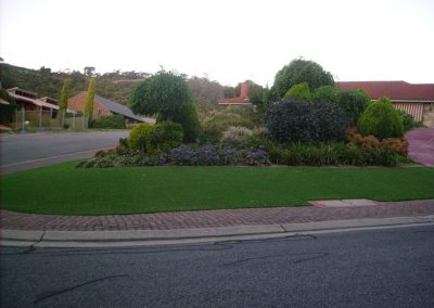 We work with local city councils for installation and maintenance of instant and synthetic turf on the streetways