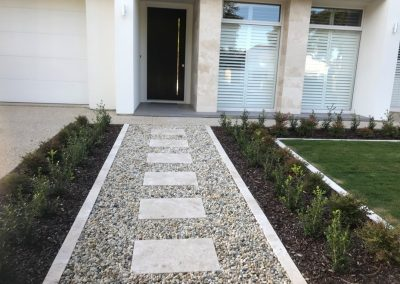 Our innovative landscaping designs can instantly uplift the face of your home