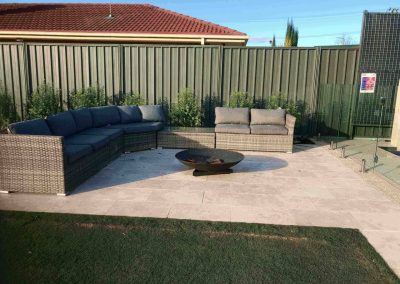 Our natural or instant lawns are very easy to maintain and use superior quality turf